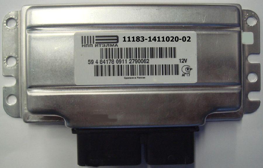 Контроллер 11183-1411020-02
