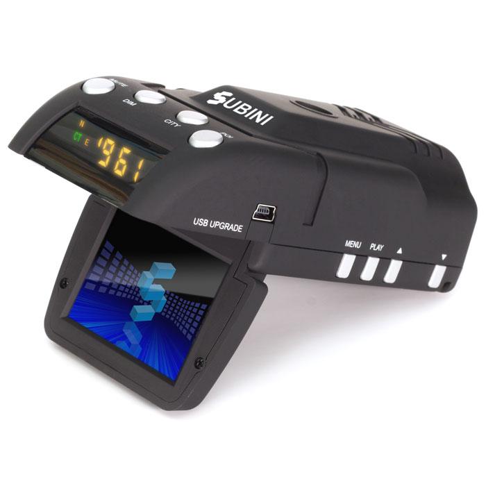 Инструкция по эксплуатации: видеорегистратор subini dvr-h1000.